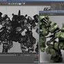Arnold for Cinema 4D - Mecha