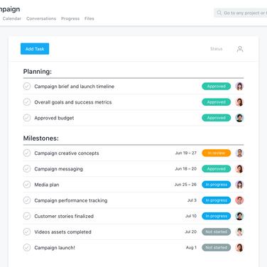 Asana Alternatives and Similar Apps and Websites