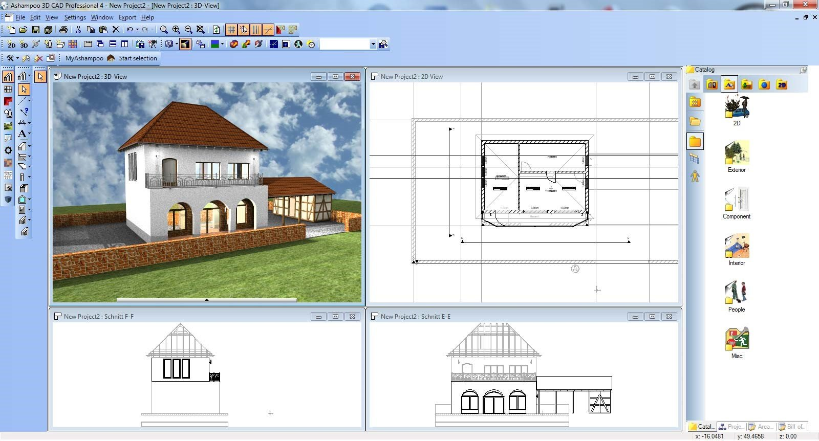 Ashampoo 3d cad professional alternatives and similar Free 3d cad software