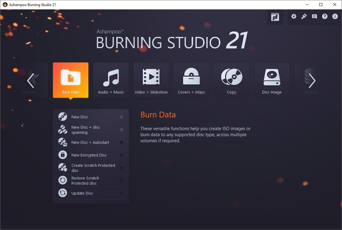 Ashampoo Burning Studio 21.6.1.63 Crack Serial +Licence Key