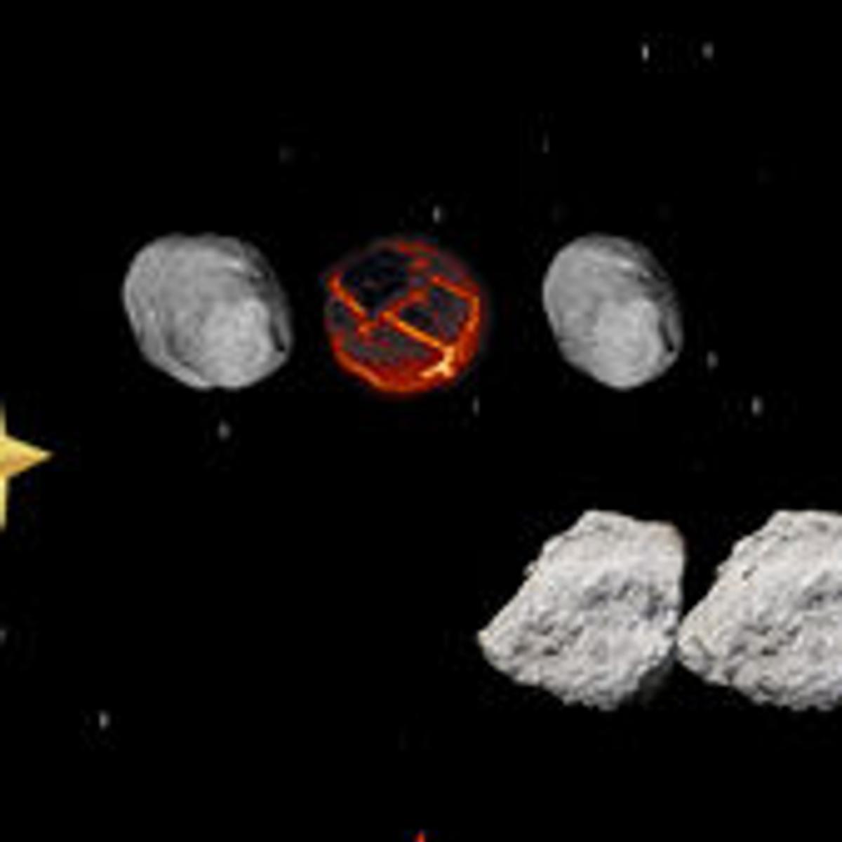 asteroid impact avoidance - photo #39