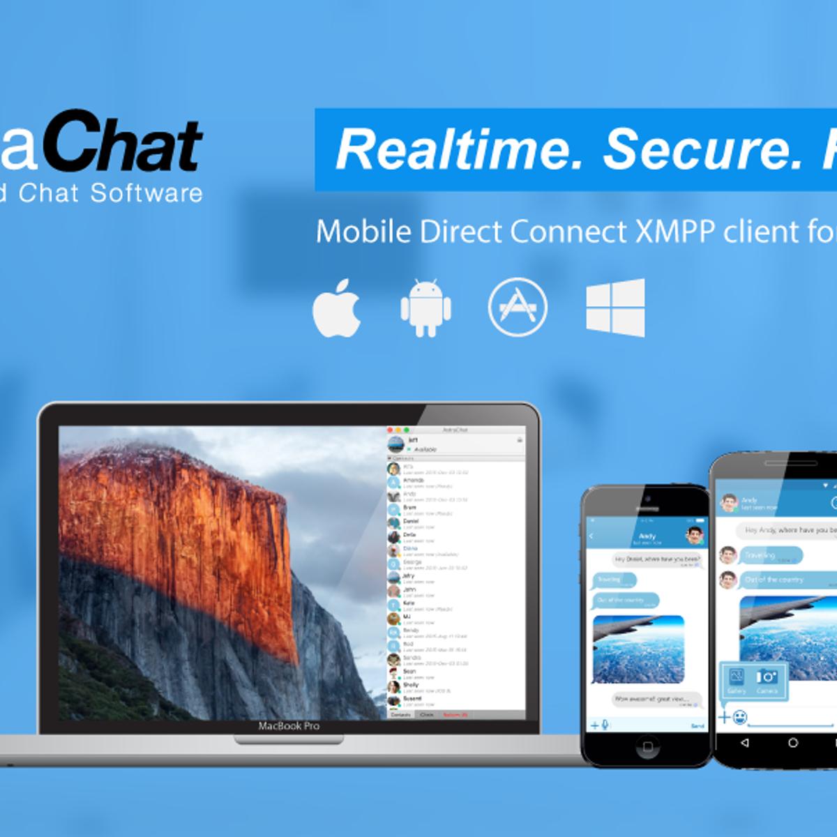 AstraChat Alternatives and Similar Software - AlternativeTo net