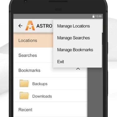 ASTRO File Manager Alternatives and Similar Apps