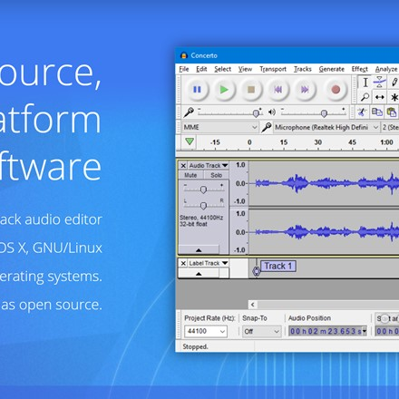 Audacity Reviews, Features, and Download links - AlternativeTo