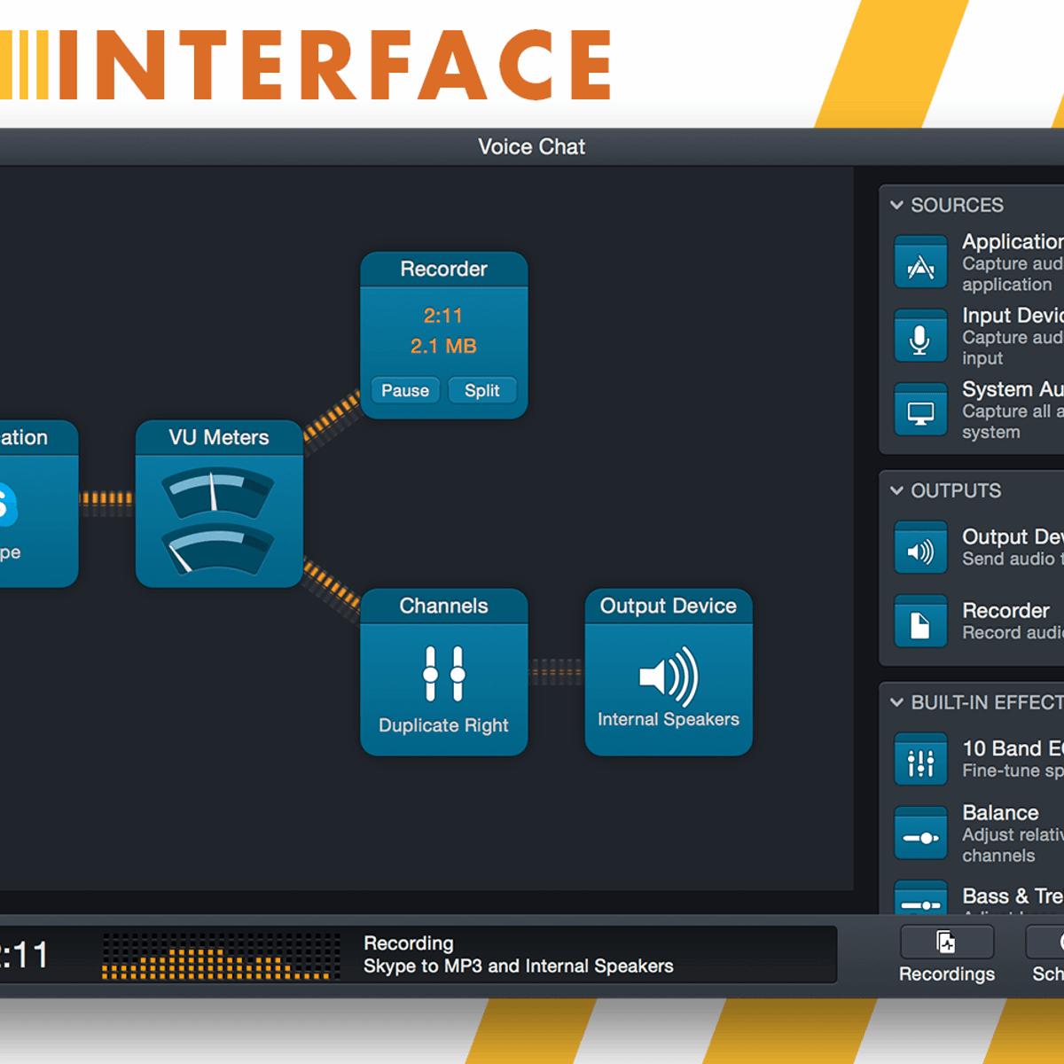 Audio Hijack Alternatives for Windows - AlternativeTo net
