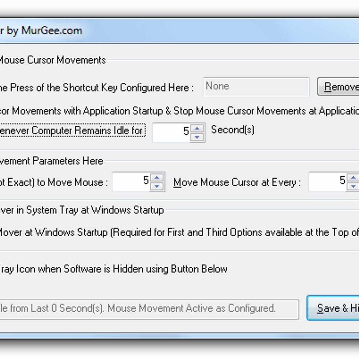 murgee auto mouse clicker registration key