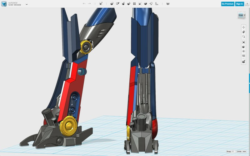 It s possible to update the information on Autodesk 123D Design or report  it as discontinued  duplicated or spam. Autodesk 123D Design Alternatives and Similar Software