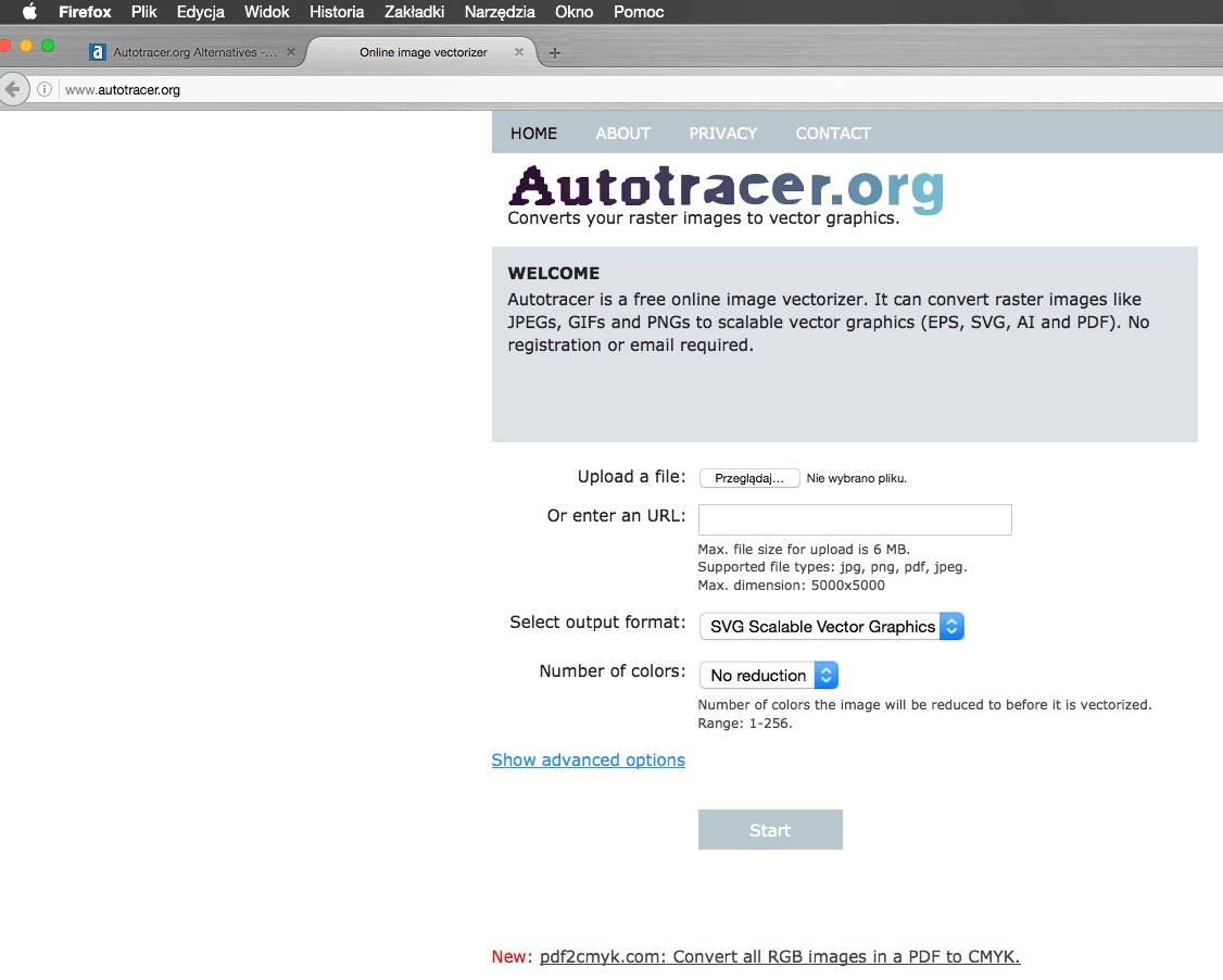Autotracer org Alternatives and Similar Websites and Apps