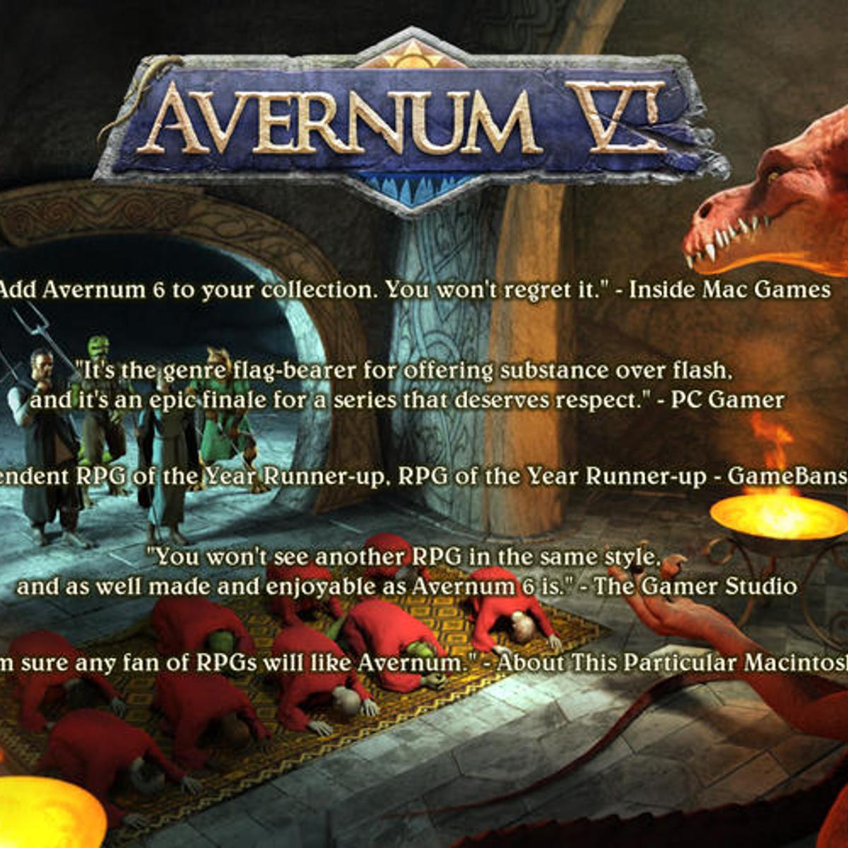 avernum 2 android