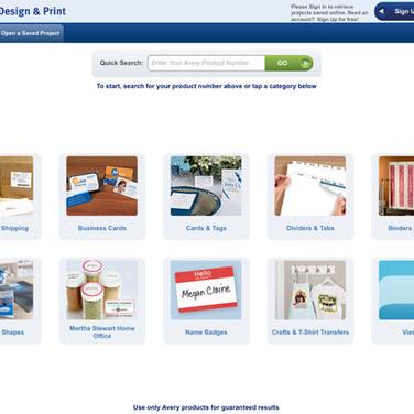 Avery Design & Print Alternatives and Similar Software