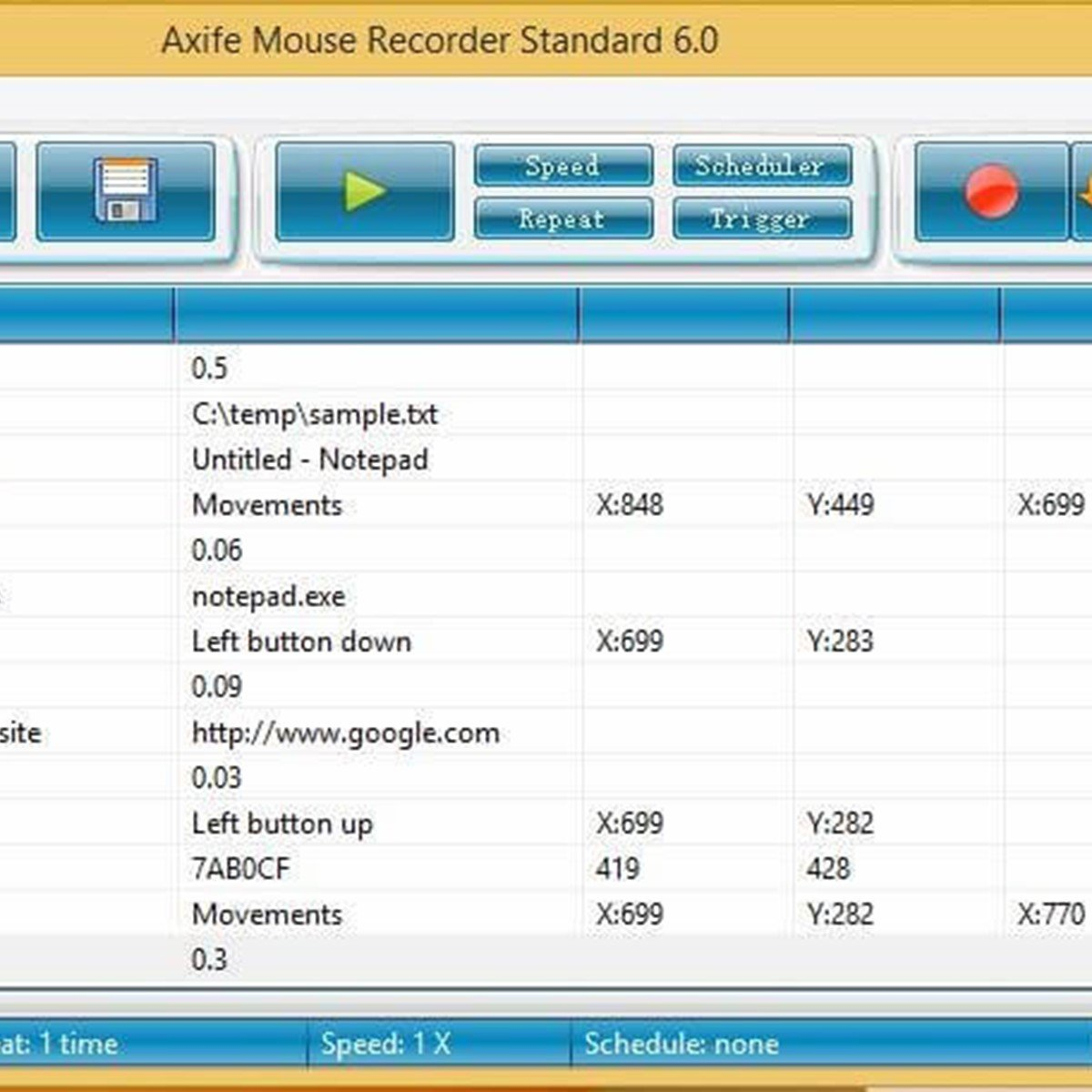 axife mouse recorder standard license key