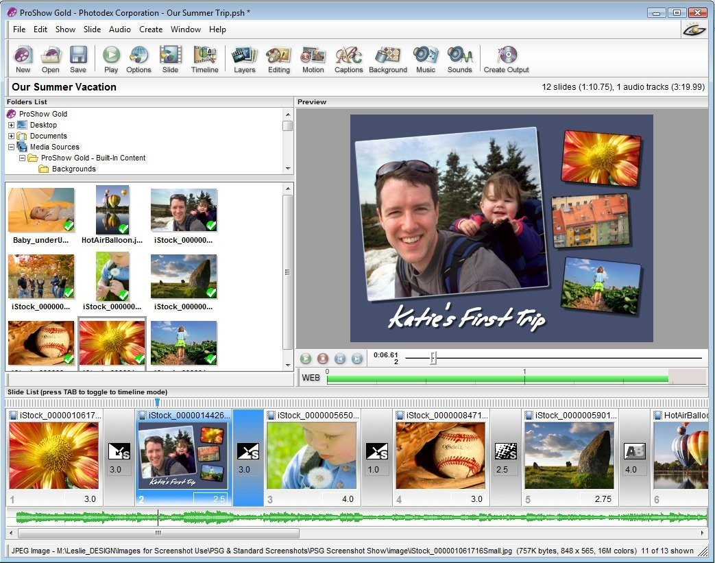 pro show software