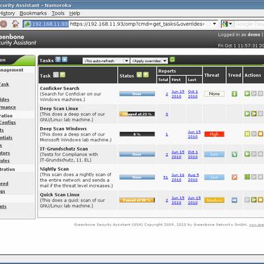 OpenVAS Alternatives and Similar Software - AlternativeTo net