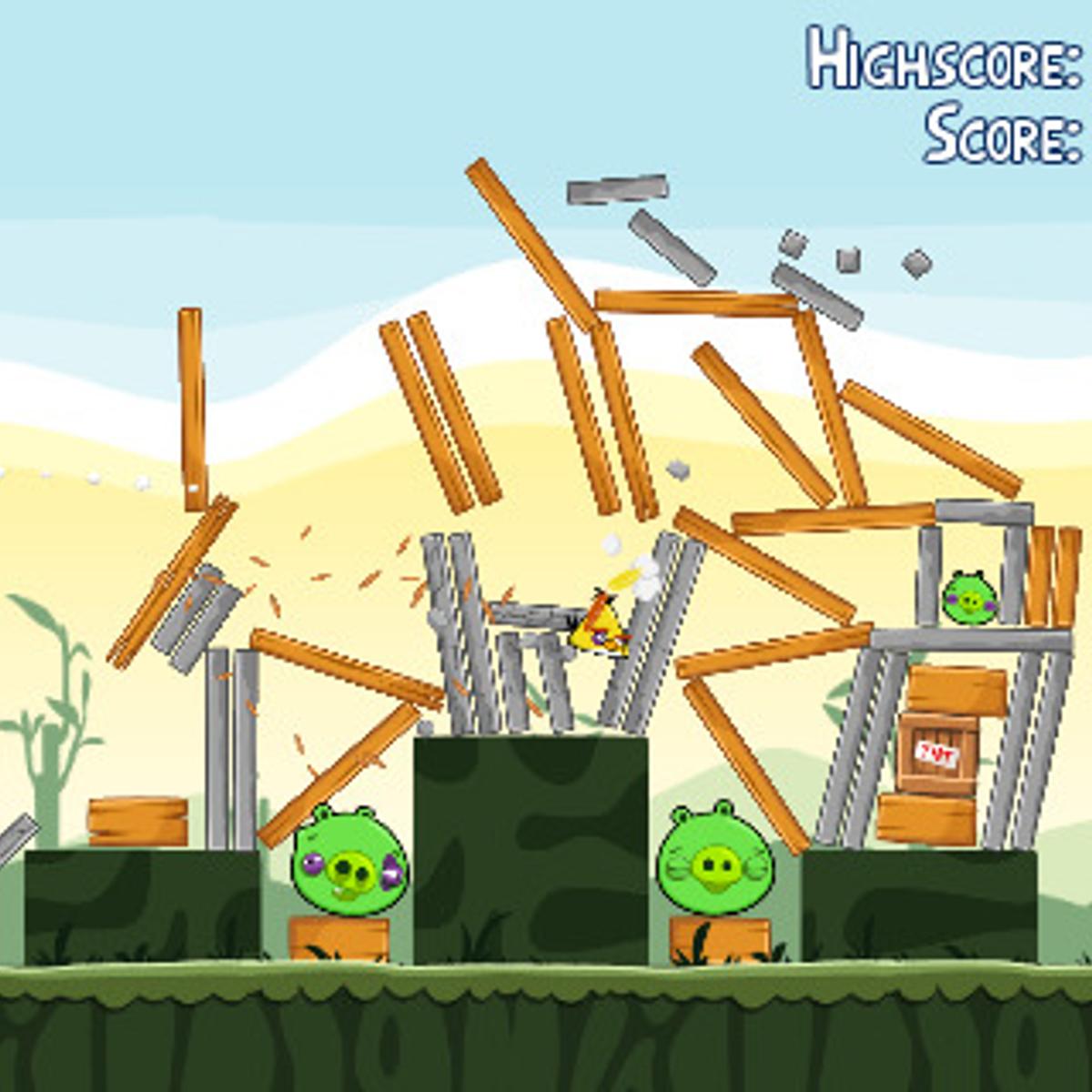 Angry Birds Alternatives and Similar Games - AlternativeTo.net