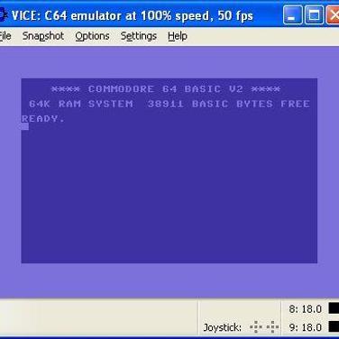 commodore 64 emulator windows 10