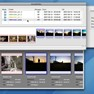 Thumbnails for all images are created and displayed in chronological order.