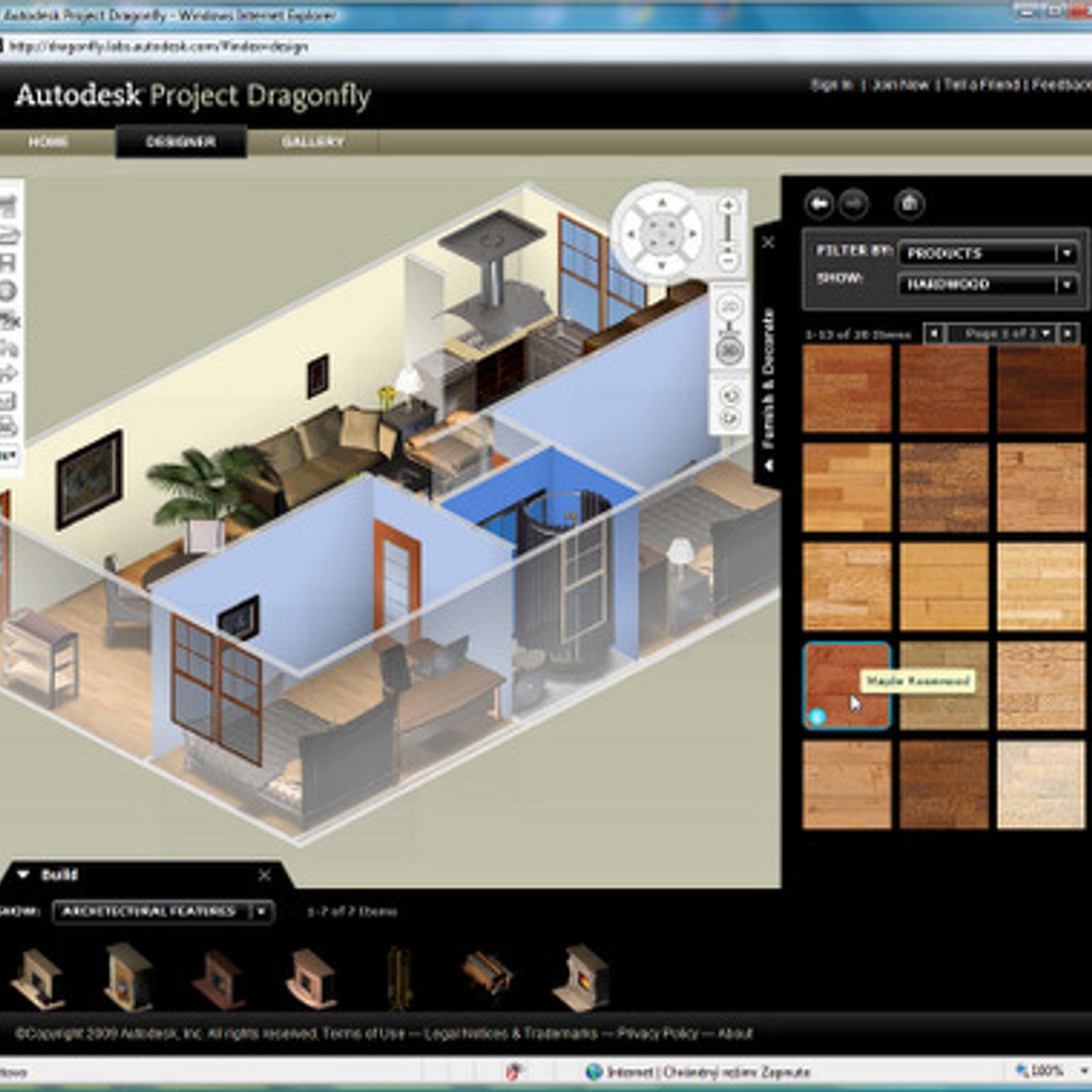 autodesk homestyler alternatives and similar websites and. Black Bedroom Furniture Sets. Home Design Ideas