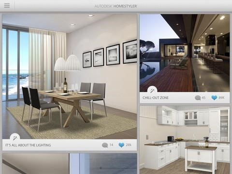 Autodesk homestyler alternatives and similar websites and for Autodesk home design