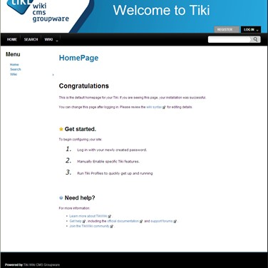 Tiki Wiki CMS Groupware Alternatives: 50+ similar apps