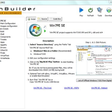 Win7PE SE Alternatives and Similar Software - AlternativeTo net