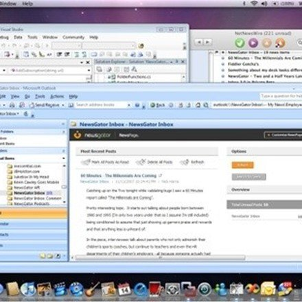 Outlook on Mac
