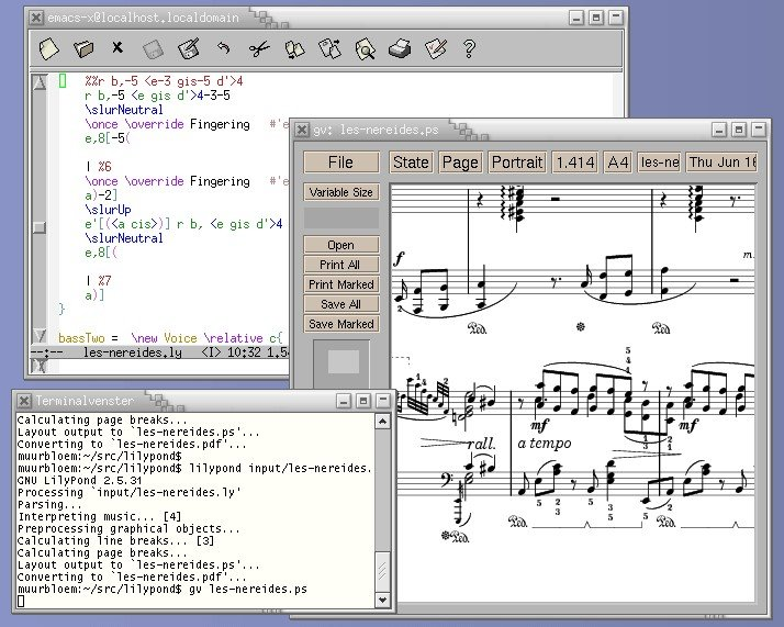 Sibelius Alternatives for Linux - AlternativeTo net