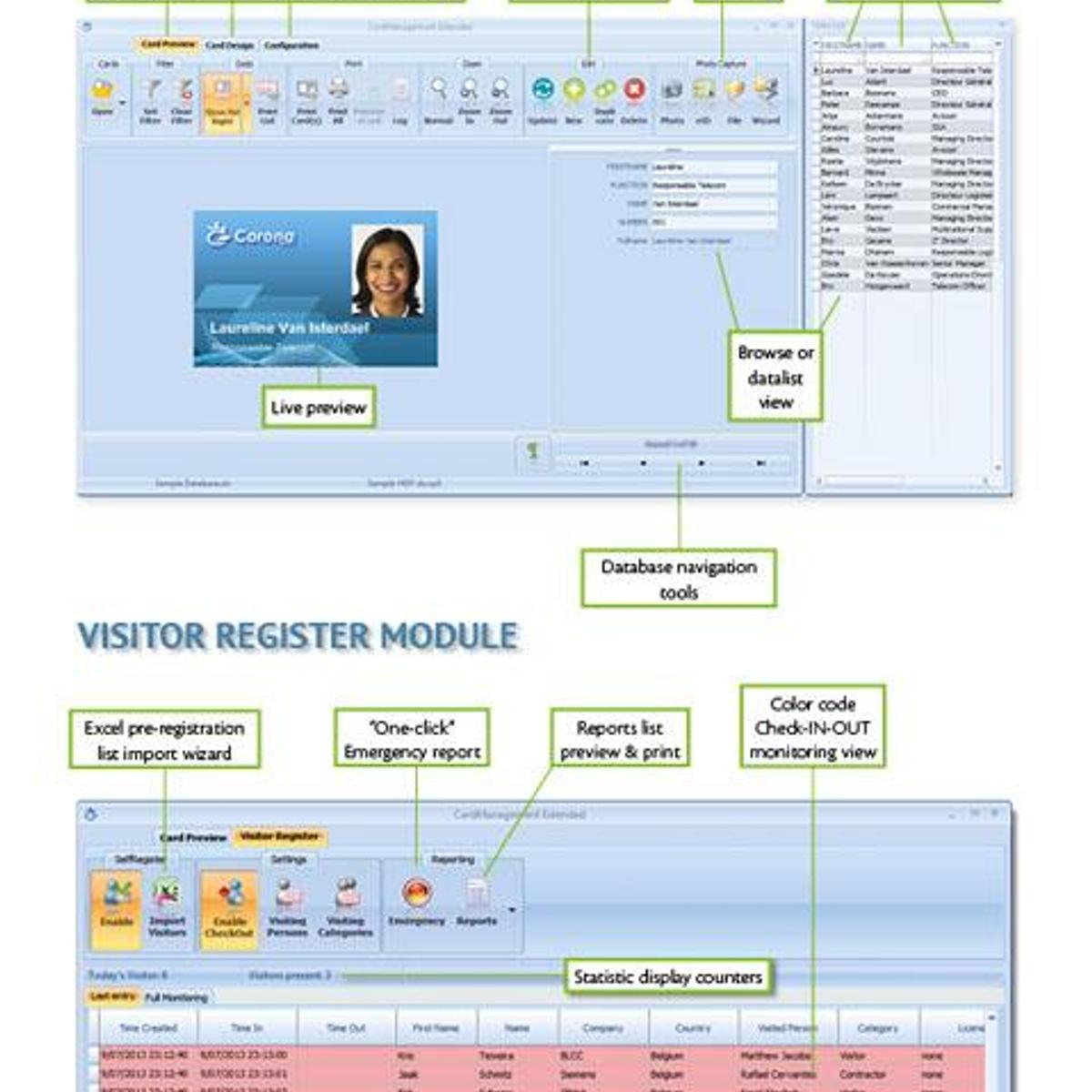 CardManagement Alternatives and Similar Software