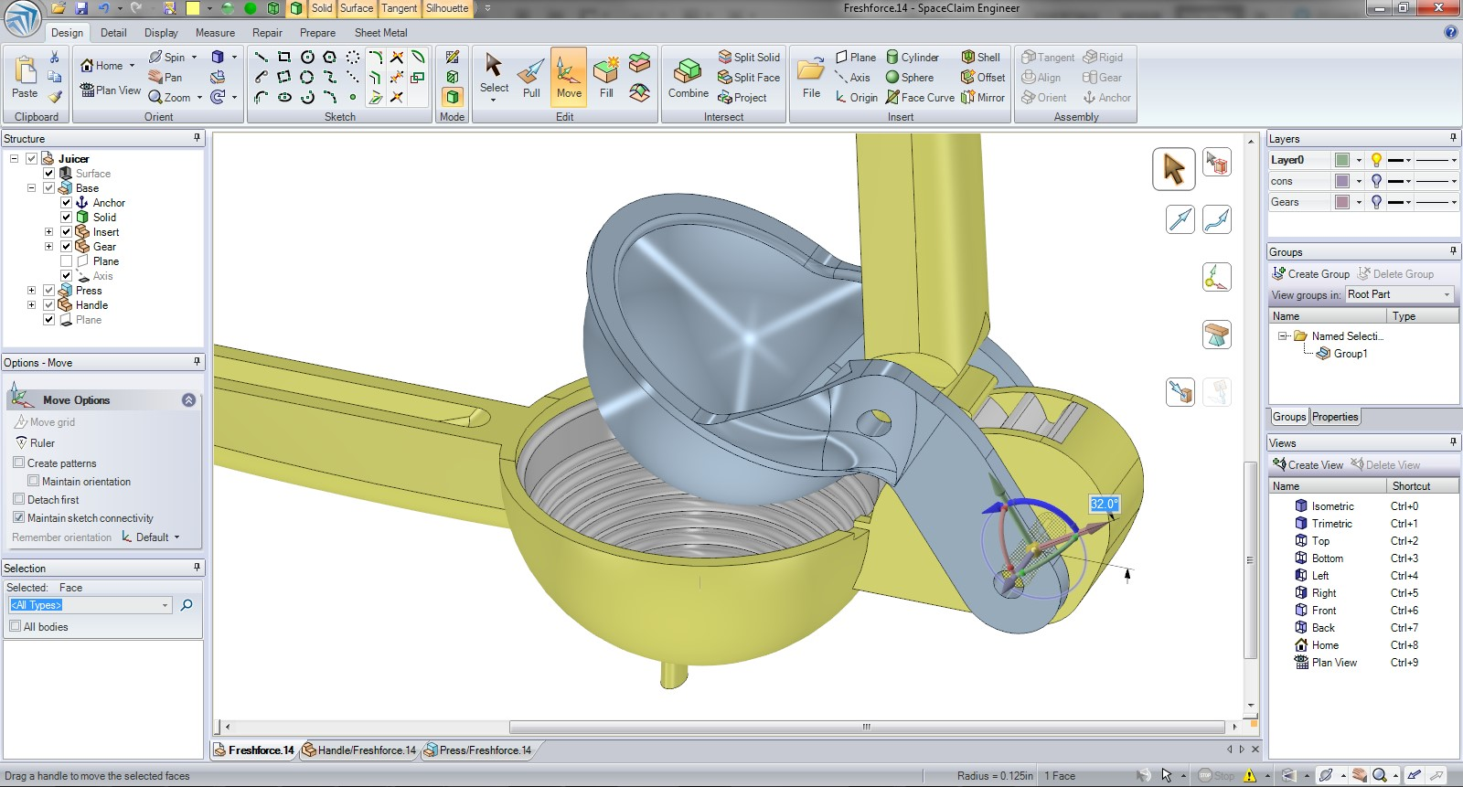 Ansys Spaceclaim Alternatives And Similar Software