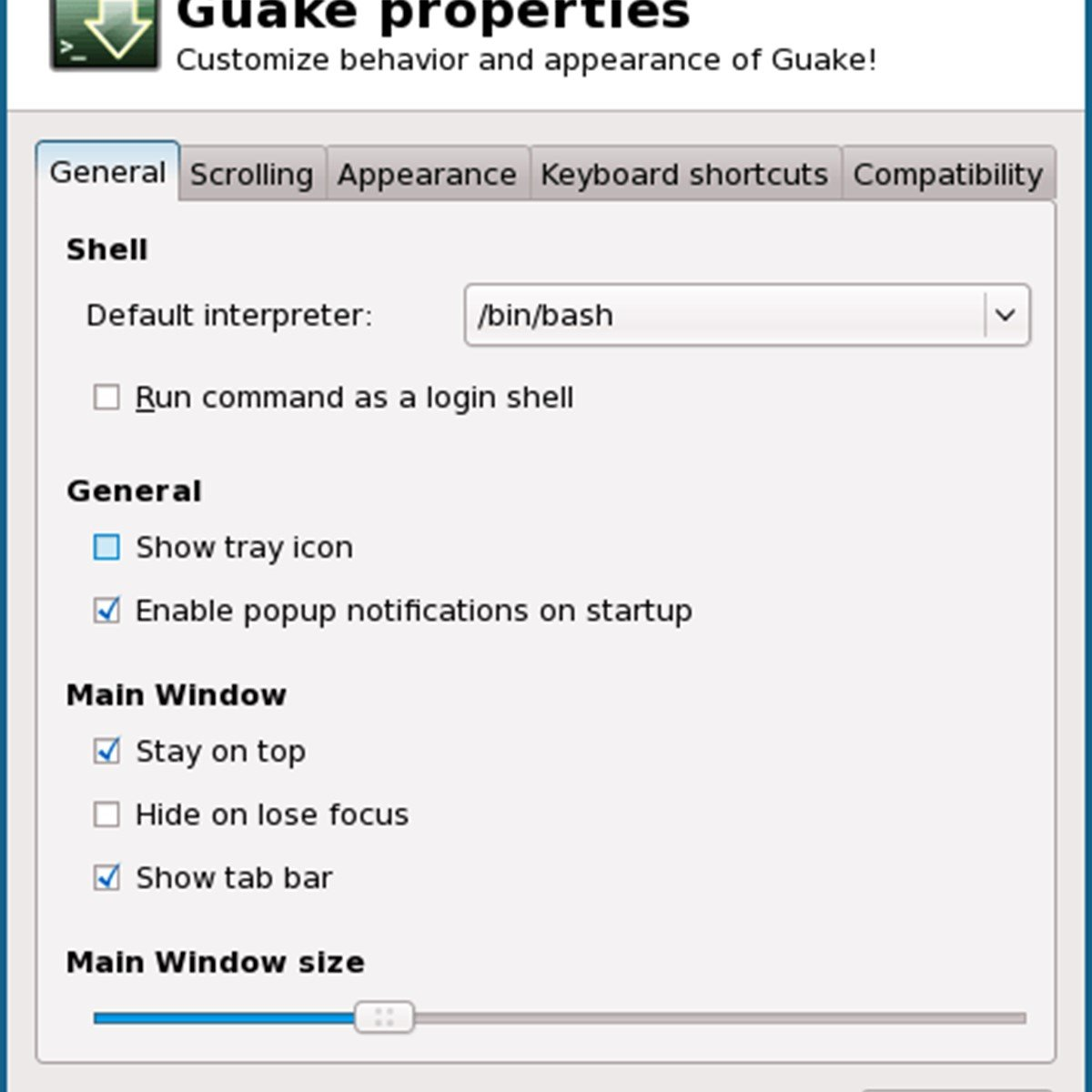 Guake terminal Alternatives and Similar Software