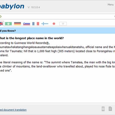 Babylon Alternatives and Similar Software - AlternativeTo net