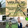 3D Training Simulations, Military Serious Games, Virtual Earths, and CAD/GIS Visualizations powered by Visual3D