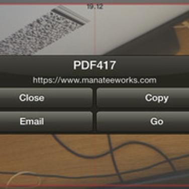 Barcode Scanner SDK Alternatives and Similar Apps