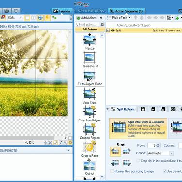 Batch Image Splitter Alternatives and Similar Software