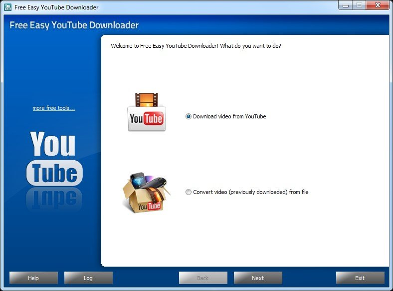 Free Easy YouTube Downloader Alternatives and Similar Software