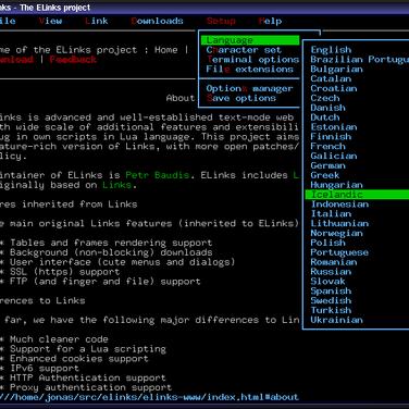 ELinks Alternatives and Similar Software - AlternativeTo net