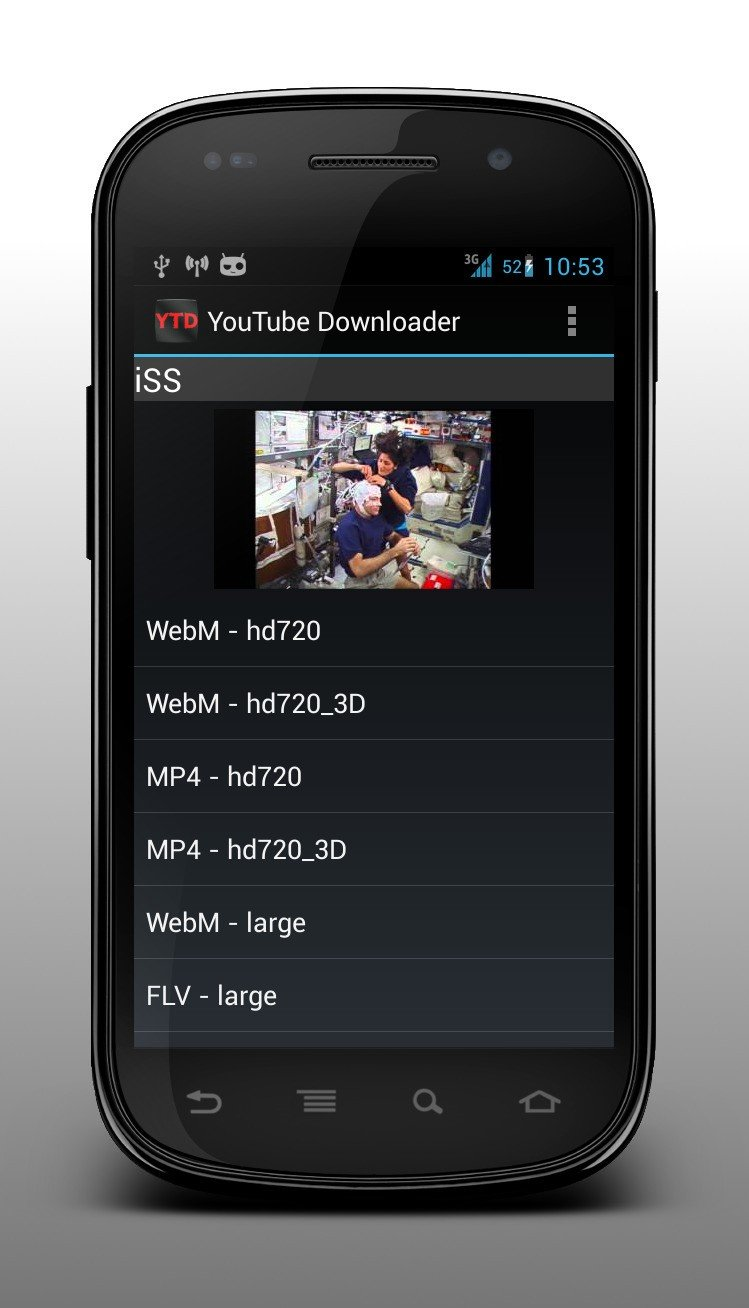 youtube downloader apk android
