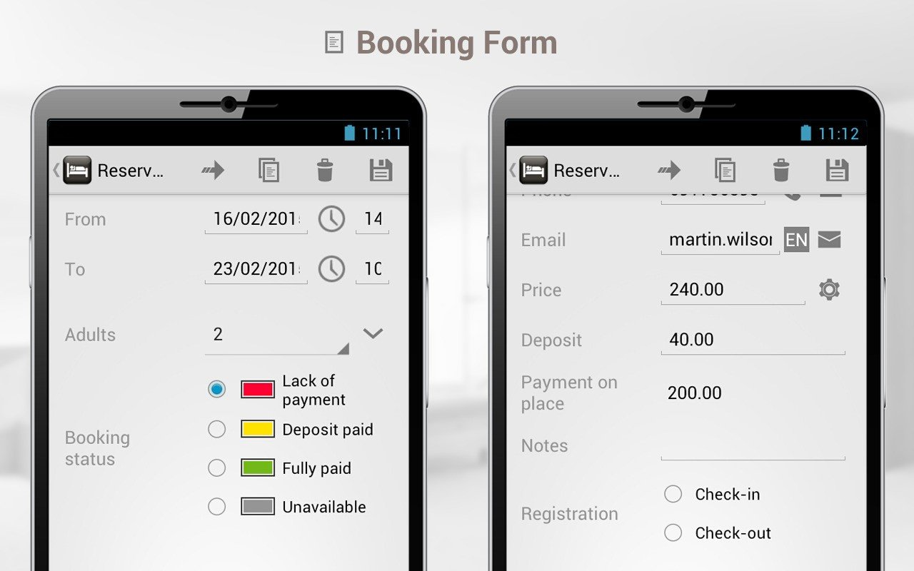 Open Source Travel Booking System