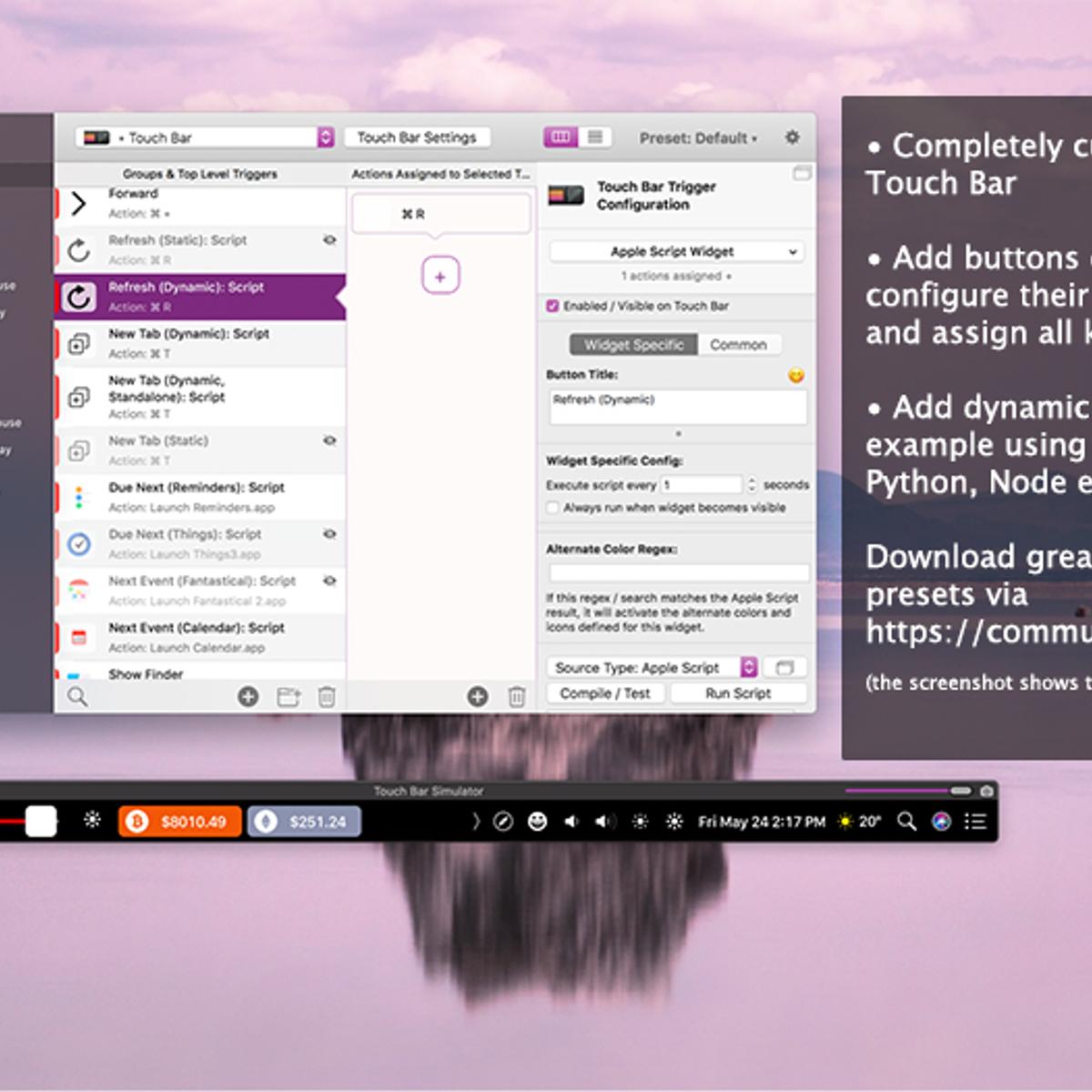 BetterTouchTool Alternatives for Windows - AlternativeTo net