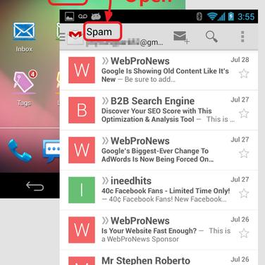 Gmail Unread Counter (Widget) Alternatives and Similar