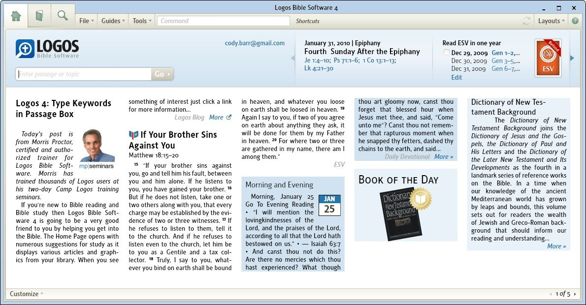 pc study bible free download for windows 7