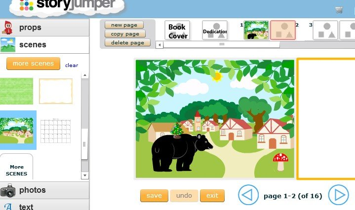 storyjumper alternatives and similar websites and apps