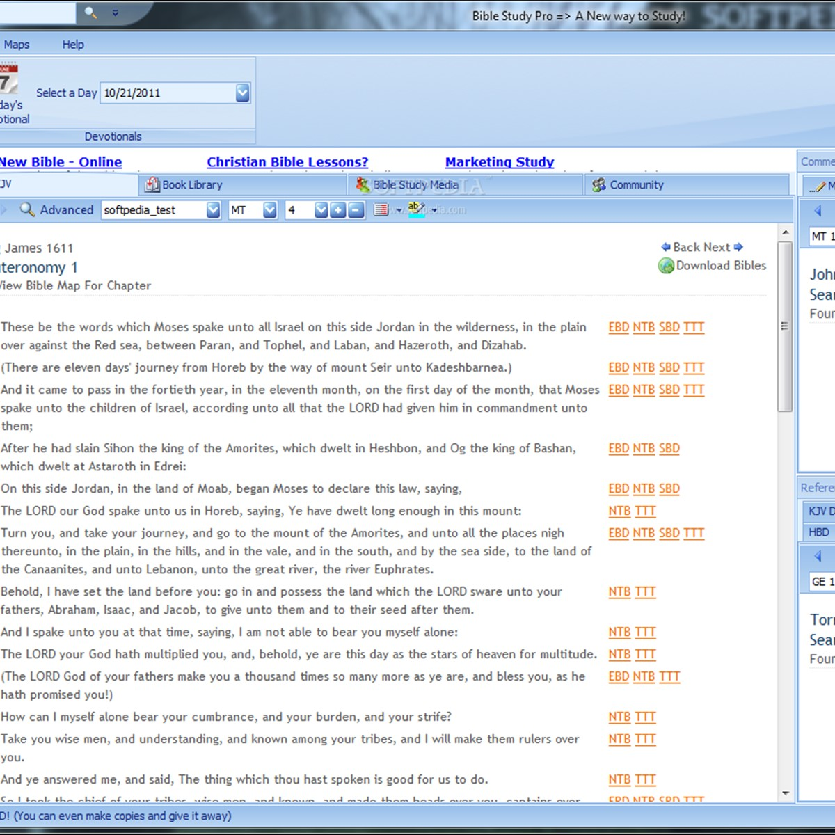 Bible Study Pro - Free download and software reviews ...