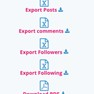 Instagram Exports: