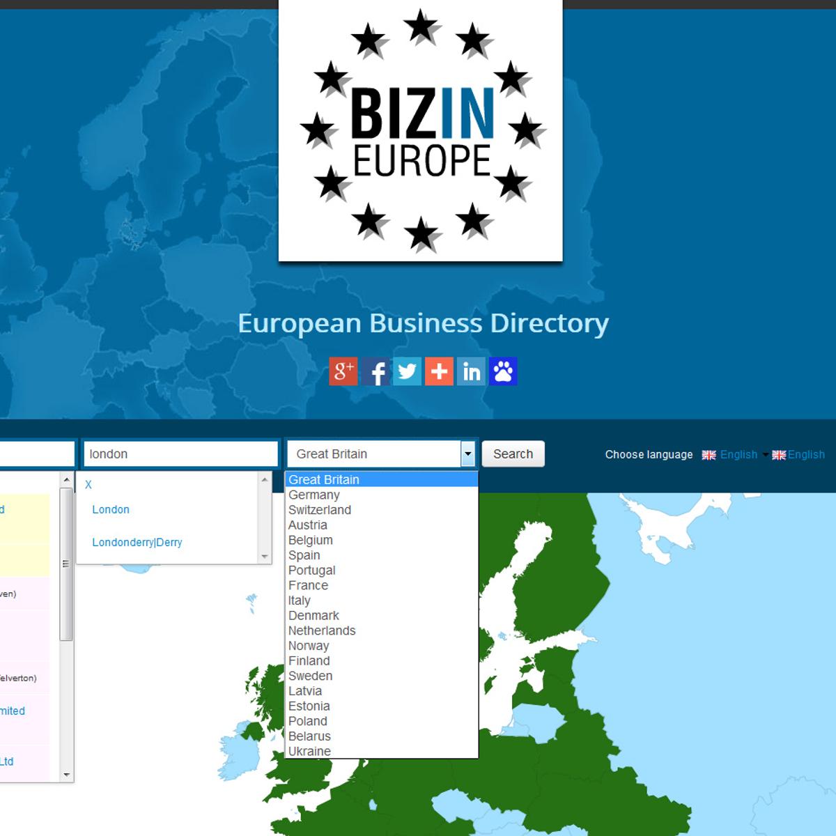 Bizin Europe Alternatives for Windows - AlternativeTo net