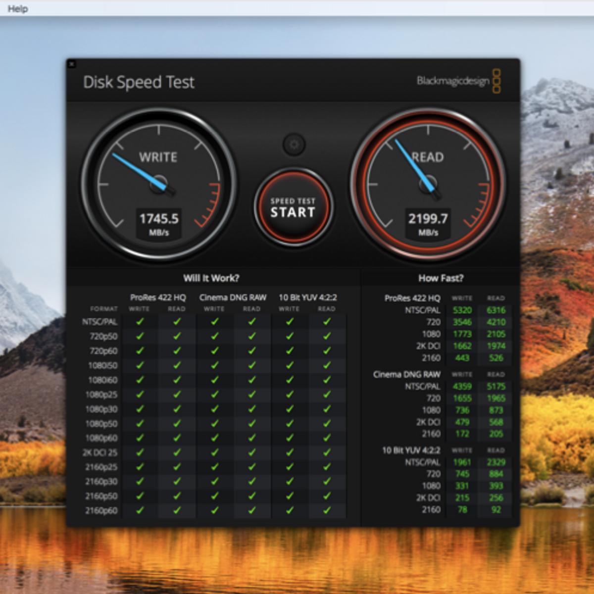 Blackmagic Disk Speed Test Alternatives For Windows Alternativeto Net