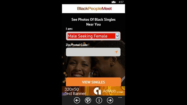 Blackpeoplemeet.com - black dating network for black singles