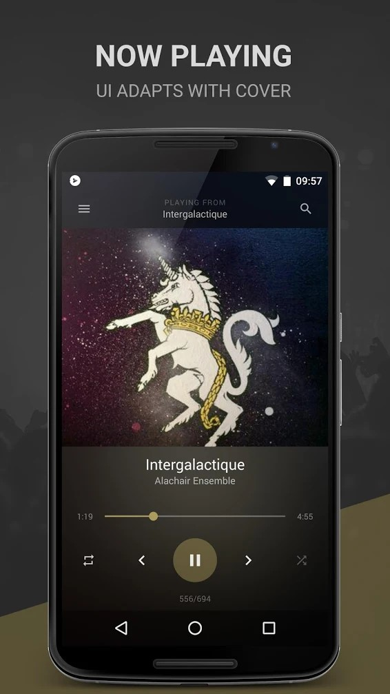 BlackPlayer Music Player Alternatives and Similar Apps