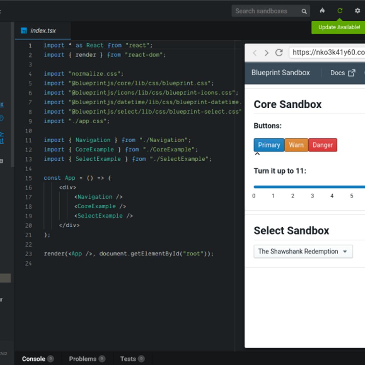 BlueprintJS Alternatives and Similar Software