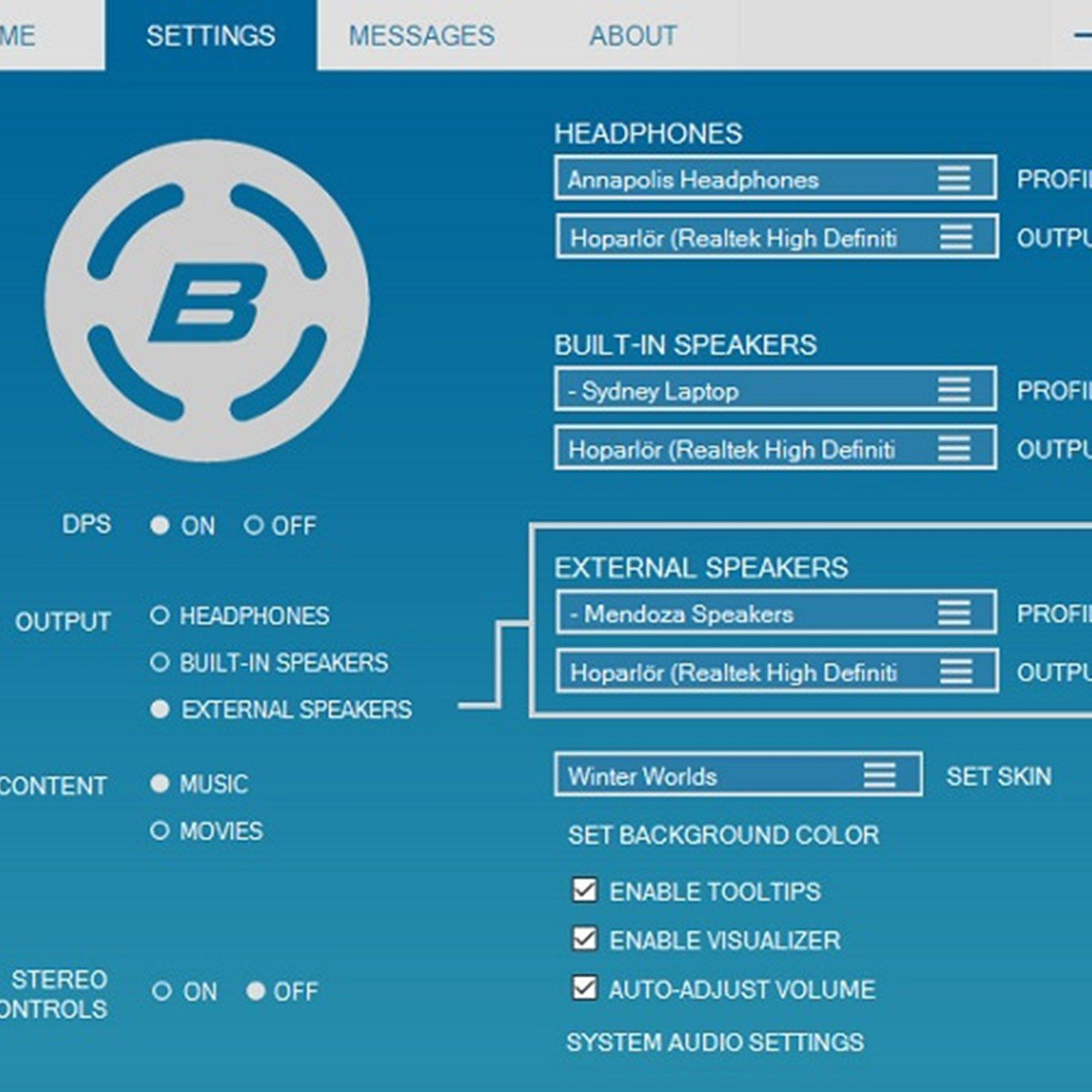 Bongiovi DPS Alternatives and Similar Software