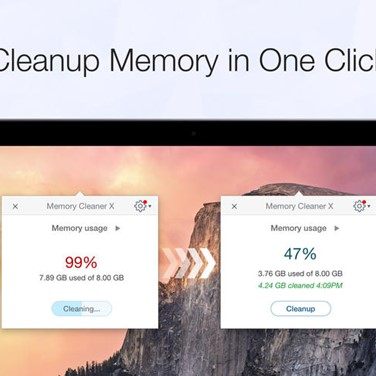 Memory Cleaner X Alternatives and Similar Software